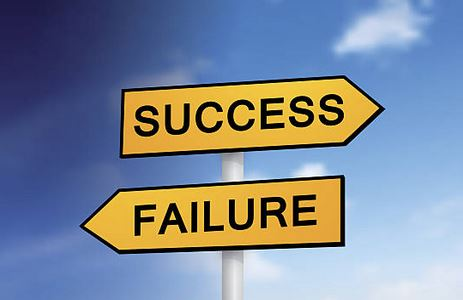 success and failure signs - TM1 Implementations